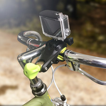 Top Quanlity Universal ABS bicycle Mount Clip For all Gopro Cameras Series,CCTV Cameras,Cellphones
