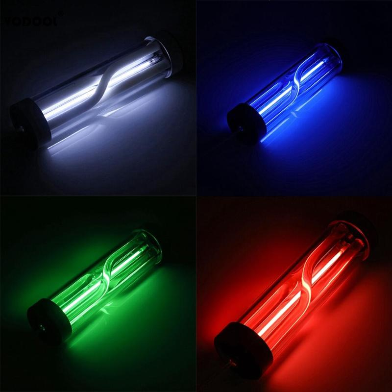 Grande 40 cm Round DEL Light Up Batterie GUI Noël Porte Couronne