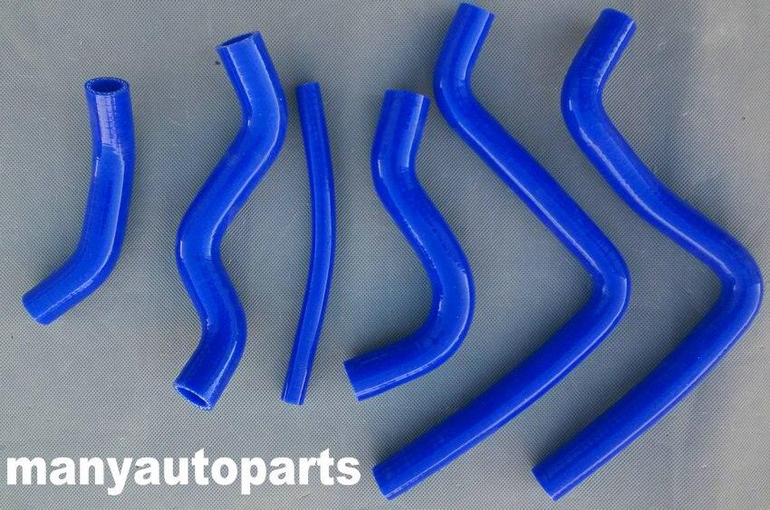 Silicone radiator hose for Honda CR125 CR125R CR 125 R 2000 2001 2002 00 01 02