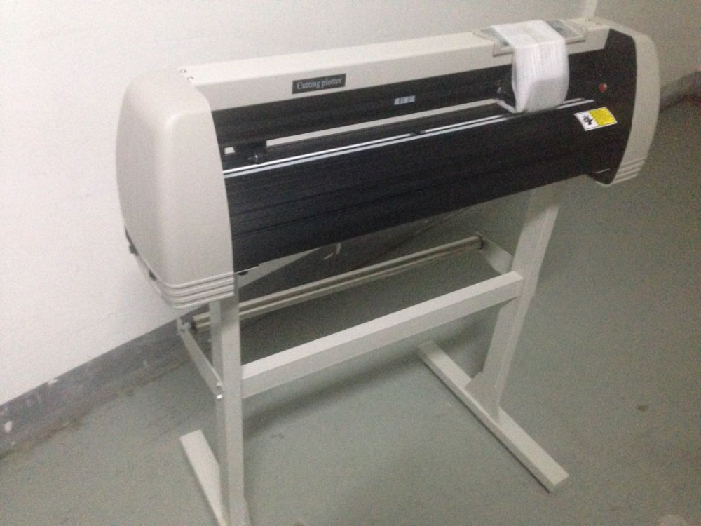 vinyl cutter plotter with stand and original software cutting plotter free shipping Italy Free Shipping Software