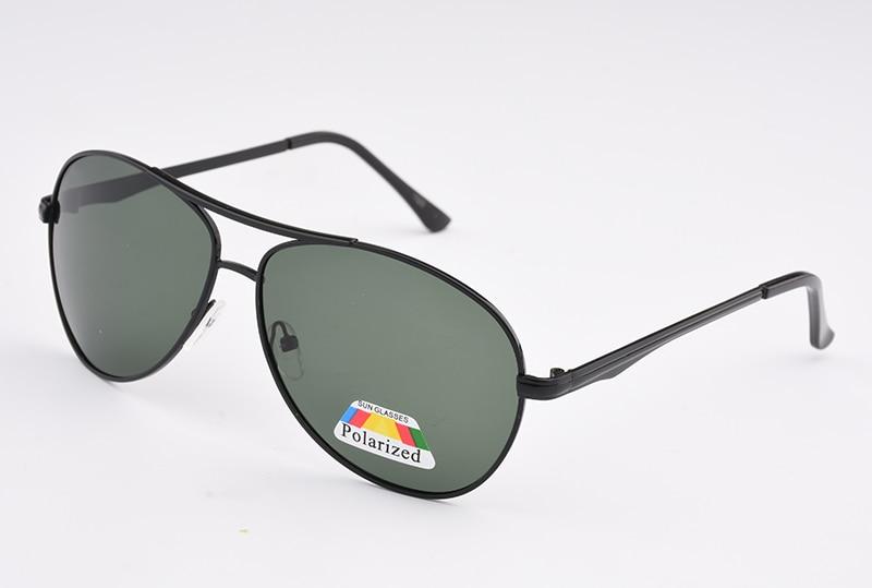 2018 Brand Designer Polarized Solglasögon Män Polaroid Goggle - Kläder tillbehör - Foto 3