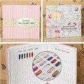1 Unid Nail Art Salon 120 Colores Del Polaco Del Gel Display Tarjetas Libro Manicure Tabla Tablero de Color Herramientas de BRICOLAJE