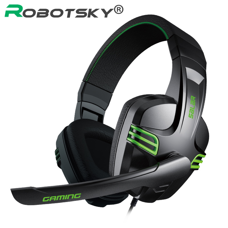 все цены на KX101 3.5mm Wired Gaming Headphone Stereo PC Gamer Earphone Headset with Microphone for Desktop Laptop Notebook онлайн