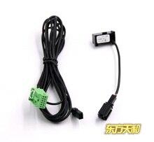 Un nuevo Cableado y Micrófono 3B0 035 711 B para VW RNS 315 Bluetooth