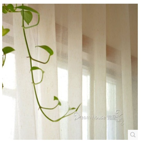 Curtains Ideas cotton curtains white : Popular White Cotton Curtains-Buy Cheap White Cotton Curtains lots ...