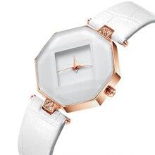 Модный бренд браслет Часы Для женщин Дамы Повседневное кварцевые часы наручные часы час Relogio feminino 8o52