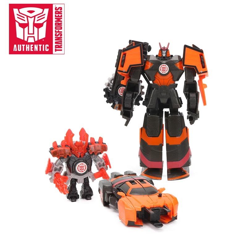 Transformers Toys Robots in Disguise Mini-Con Deployers Autobot Drift & Jetstorm Decepticon Fracture & Airazor PVC Action Figure transformers robots in disguise combiners 6 inch action figure hightower autobot crane