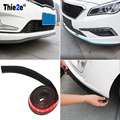 Universal car frente/traseira/lateral saia lip bumper protetor de borracha para suzuki grand vitara swift vitara ciaz s-cruz sx4 qualquer carro