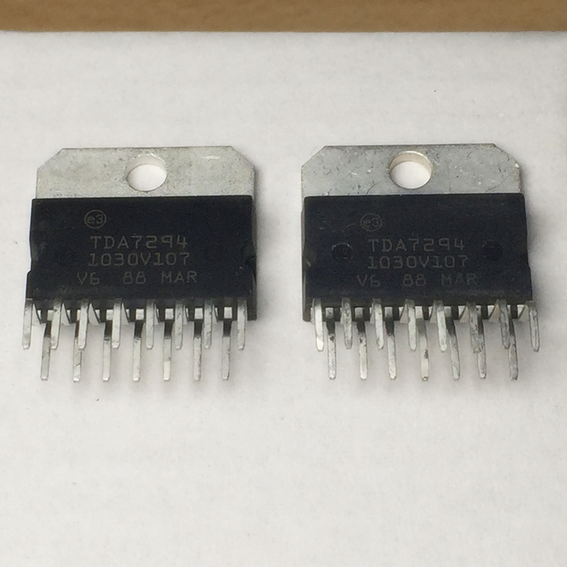 5Pcs TDA7294 7294 Dmos Audio Amplifier With Mute//St-By pu