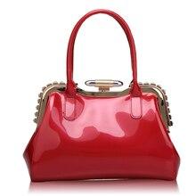 Women Handbags New Spring Summer 2017 European And American Style Metal Lock Bag One Shoulder Dinner Ladies