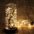 Magicnight [3 Conjuntos] 20 LEDs luzes De Fio De Cobre 7Ft/2 M luzes da corda para o Natal festival luz festa de casamento