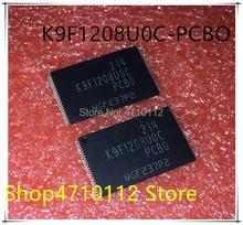 NEW 10PCS LOT K9F1208UOC PCBO K9F1208U0C K9F1208UOC PCB0 K9F1208UOC TSOP 48 IC