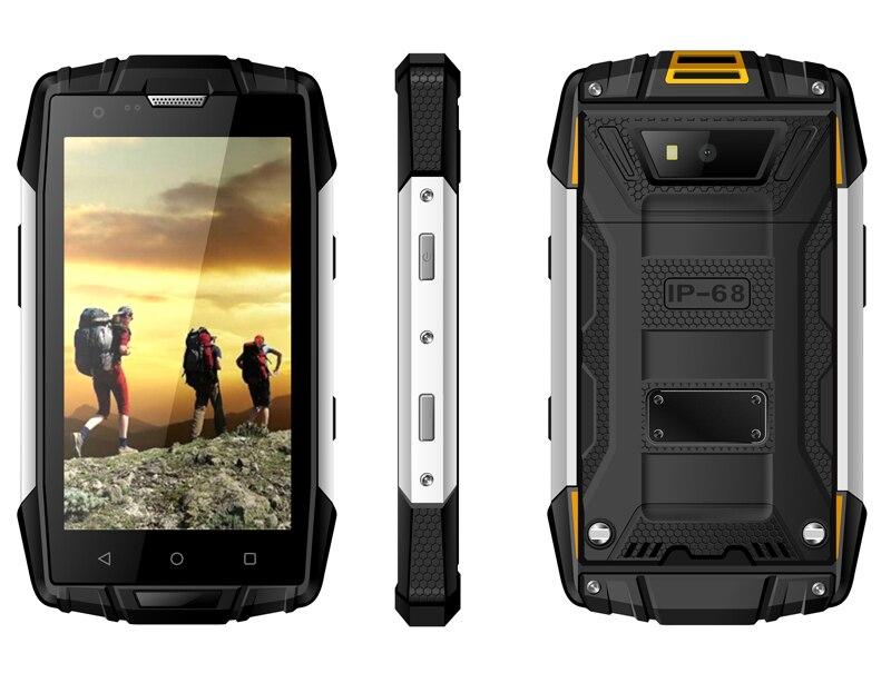 bilder für Original kcosit s951 ip68 wasserdicht staubdicht stoßfest handy robuste android 5.1 smartphone mtk6580 1 gb ram handy gps