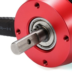 Image 3 - New Arrival Racerstar 5065 BRH5065 200KV 6 12S Brushless Motor Red Without Gear For Balancing Scooter