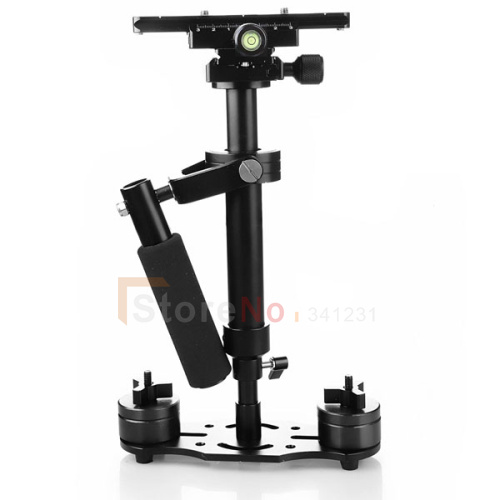 2015 NEW S40 40cm Handheld Stabilizer Steadicam with Carry Bag for Camcorder Camera Video DV DSLR High Quality image