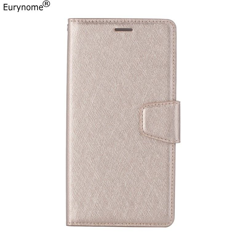 Cover For HTC U11 Plus Case Luxury Glossy Wallet Card Silk Pu Leather Stand Magnetic Case For HTC U11 PLUS Flip Cover