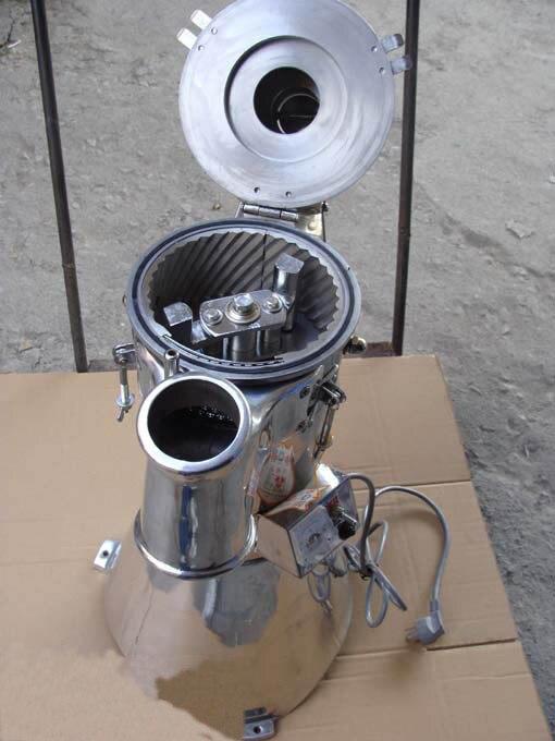 Sinparto chinois phytothérapie + poudre machine rectifieuse + 15kg par heure