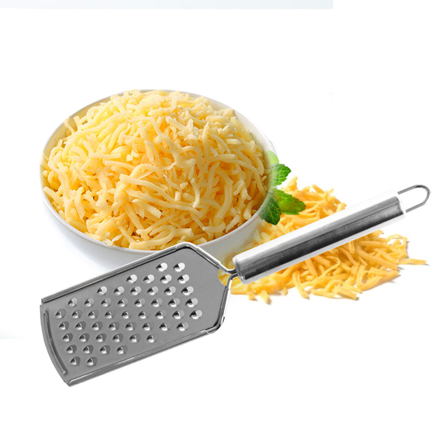 Stainless Steel Grater with Handle