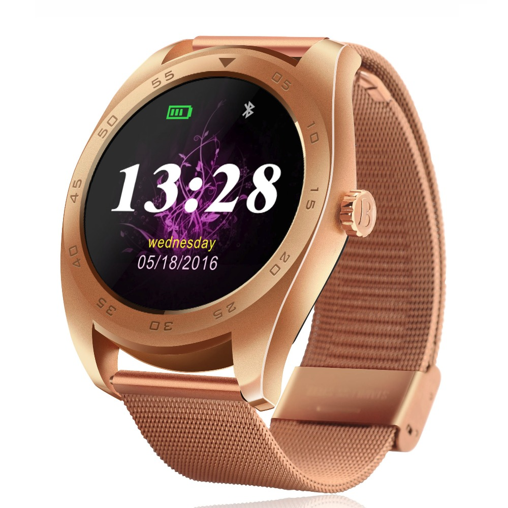 K89 Bluetooth 4.0 Smart Watch Pedometer Heart Rate Monitor remote camera SMS phone call for Android Apple phones free shipping wireless service call bell system popular in restaurant ce passed 433 92mhz full equipment watch pager 1 watch 7 call button