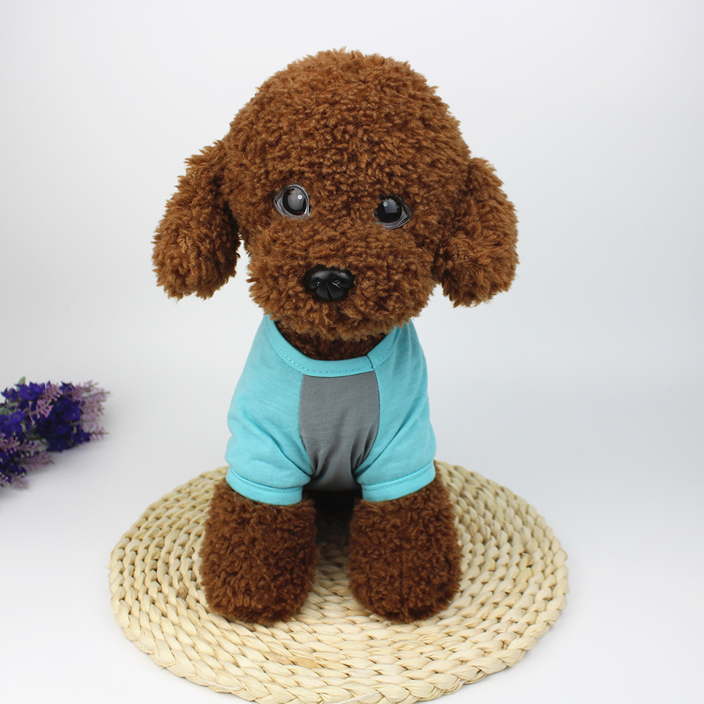 New Fashion Sports Dog Clothes T Shirt Costume Yorkshire Chihuahua Puppy Pet Dog Clothing Cool Summer Cat Dog Shirt Vest in Dog Shirts from Home Garden