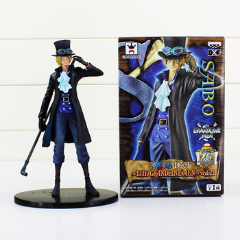 Figura de Sabo hermano de Luffy y Ace (18cm) Figuras de One Piece Merchandising de One Piece