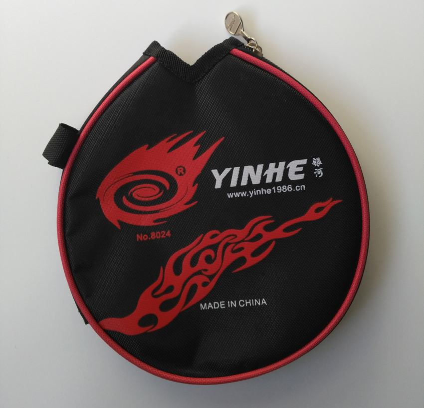 Original yinhe table tennis case for table tennis rackets ping pong paddle