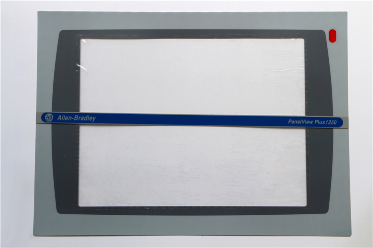 ALLEN BRADLEY 2711P-T12C PANELVIEW PLUS 1250 MEMBRANE OVERLAY 2711P-T12, HAVE IN STOCK цена