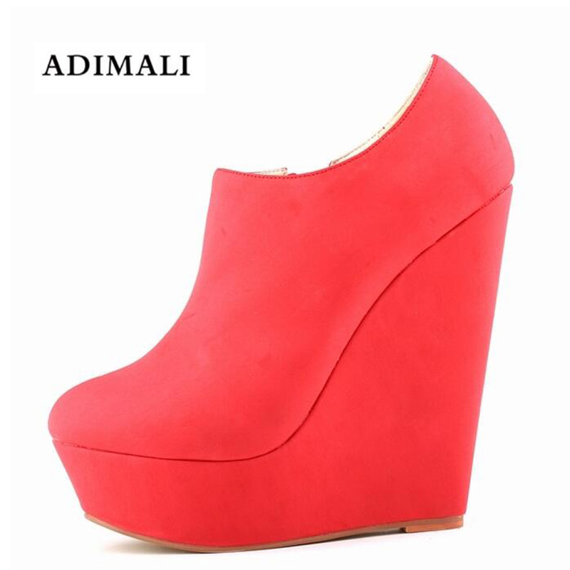 все цены на Spring Autumn Women Casual Shoes Comfortable Platform boot Woman Sneakers Ladies Trainers chaussure femme white women high heels