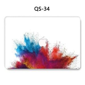 Image 3 - Fasion لأجهزة ماك بوك كمبيوتر محمول حالة غطاء للأكمام الساخن ل ماك بوك اير برو الشبكية 11 12 13 15 13.3 15.4 بوصة اللوحي أكياس Torba