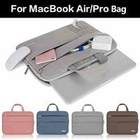 BESTCHOI 11 6 13 3 15 4 Inch Laptop Sleeve Handbag For Macbook Air 13 11