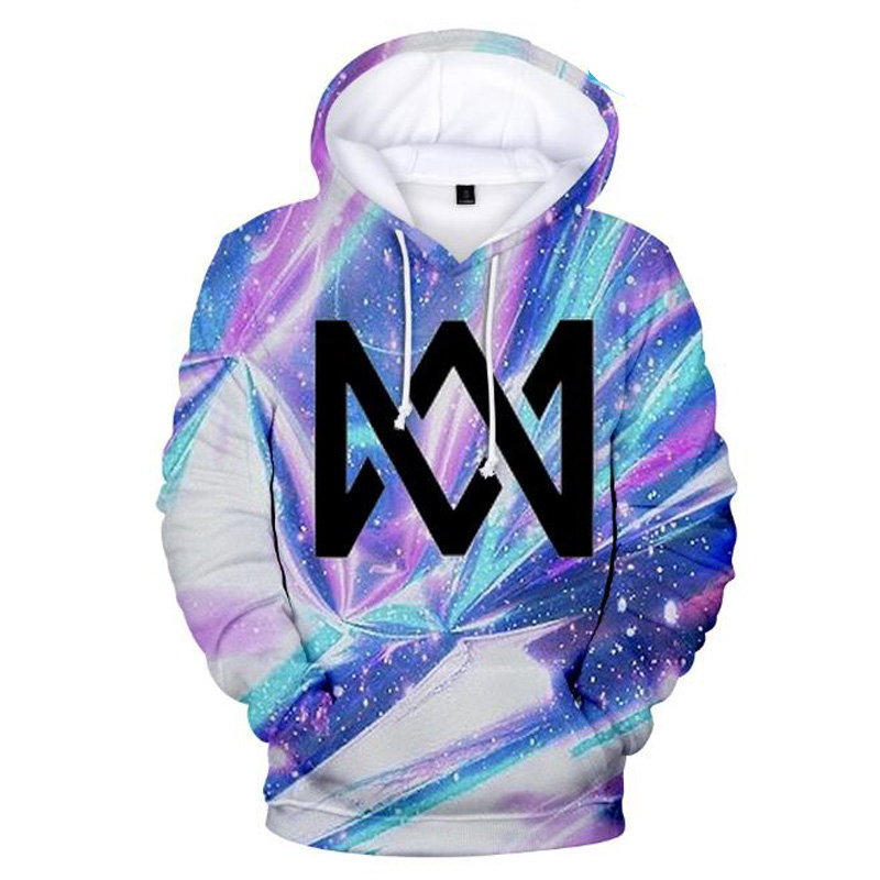 KPOP Marcus and Martinus 3D Print Oversized Hoodie For Men Women Harajuku Sweatshirts Hip Hop Streetwear Fashion Funny Clothing