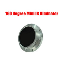 Free Shipping 15 square meters 160 degree LED Lamp IR Illuminator for CCTV Camera Night Application
