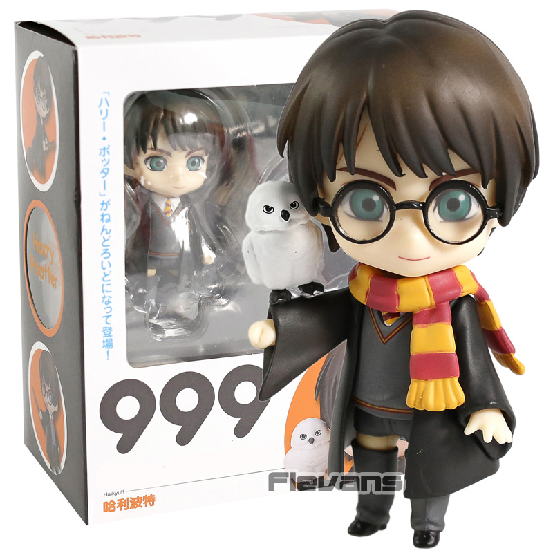 Nendoroid 999 Harry PVC Action Figure Collectible Model Toy Doll Gift