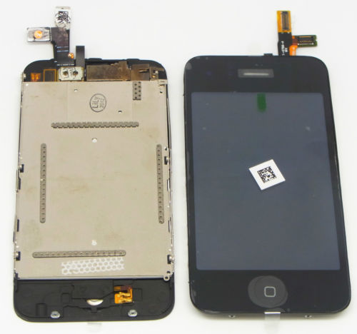 A lcd touch digitizer screen assembly part for iPhone 3gs free shipping low cost good quality