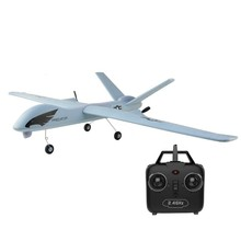 Z51 Predator 2.4G 2CH 660mm Wingspan RC Airplane Fixed Wing Glider Remote Control Aircraft Drone with Built-in Gyro for Kid Gift
