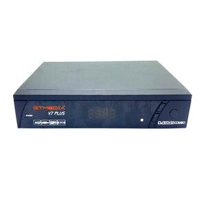 Image 3 - GTmedia V7 Plus Combo dvb t2 dvb s2 Satellite Receiver Suport H.265 PowerVu Biss Key Ccam Newam Youtube USB Wifi 1080P full HD