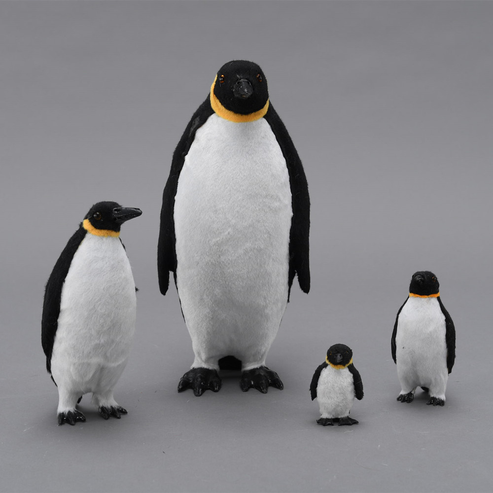 ZILIN Simulated Penguin/adorable Penguin Model Props For