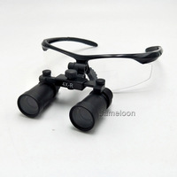4X magnification surgical magnify surgeon doctor operation medical magnifier antifog optical glass dentist dental loupe