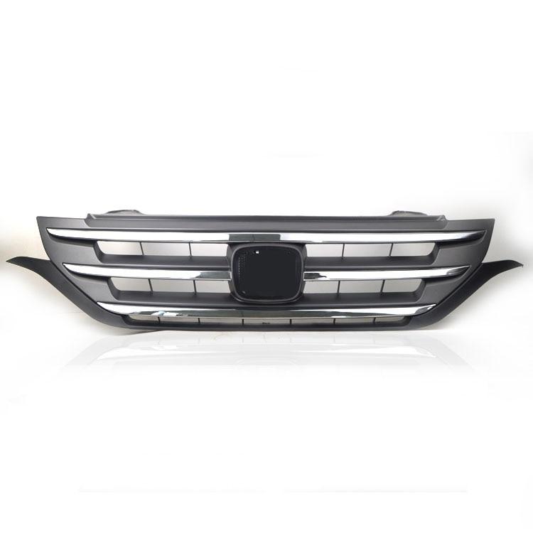 Высокое качество для Хонда CRV СГ-V 2012-2015 идеальный матч передней Гриль гонки решетка