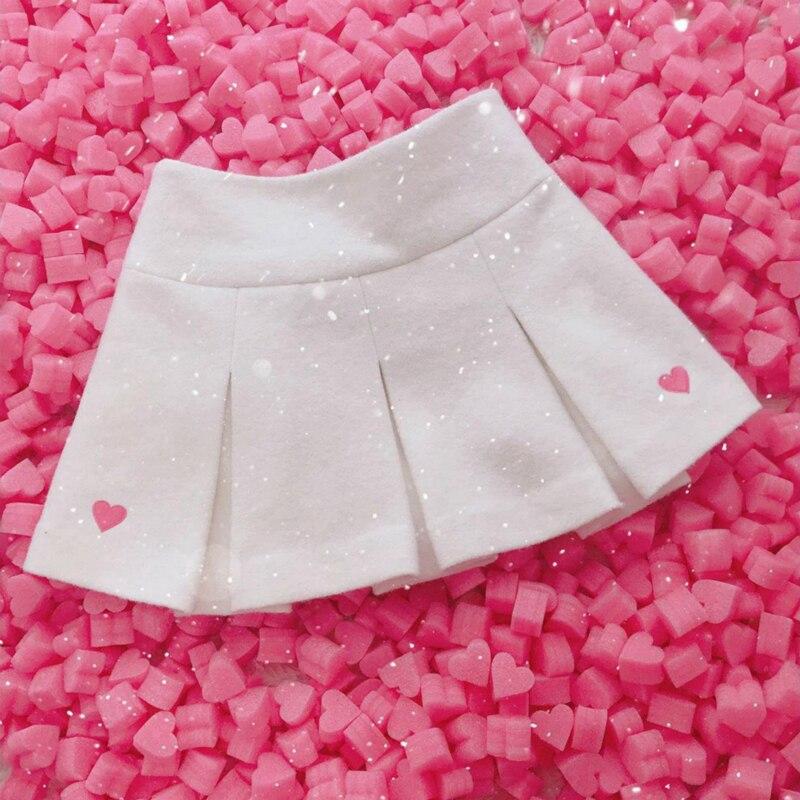 Женская плиссированная юбка с высокой талией, трапециевидная мини-юбка с эластичной резинкой на талии, на ощупь