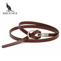 2017 New Designer Ladies Belts Women S Strap Cow Genuine Leather Casual Female Waistband For Skirts