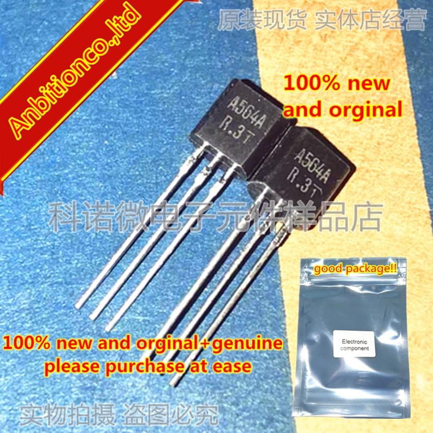 10pcs 100% New And Orginal 2SA564 A564 2SA564A-R TO-92 In Stock