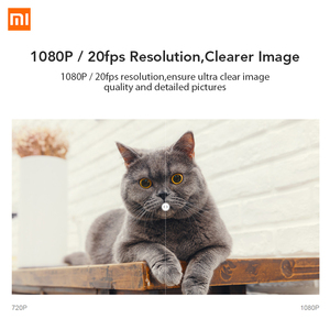 Image 4 - Xiaomi Mijia 1080P Smart Ip Camera 130 Graden Fov Nachtzicht 2.4Ghz Wifi Xioami Thuis Kit Security Monitor baby Cctv