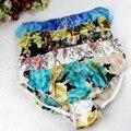Pure silk Panties Women 100% Mulberry Silk Pattern Plus Size Briefs M/L/XL/XXL FREE SHIPPING