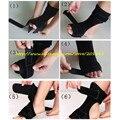 La caída del pie ortesis pie apoyos de la ayuda del tobillo del pie ortesis ortesis tobillo hemiplejia rehabilitación material