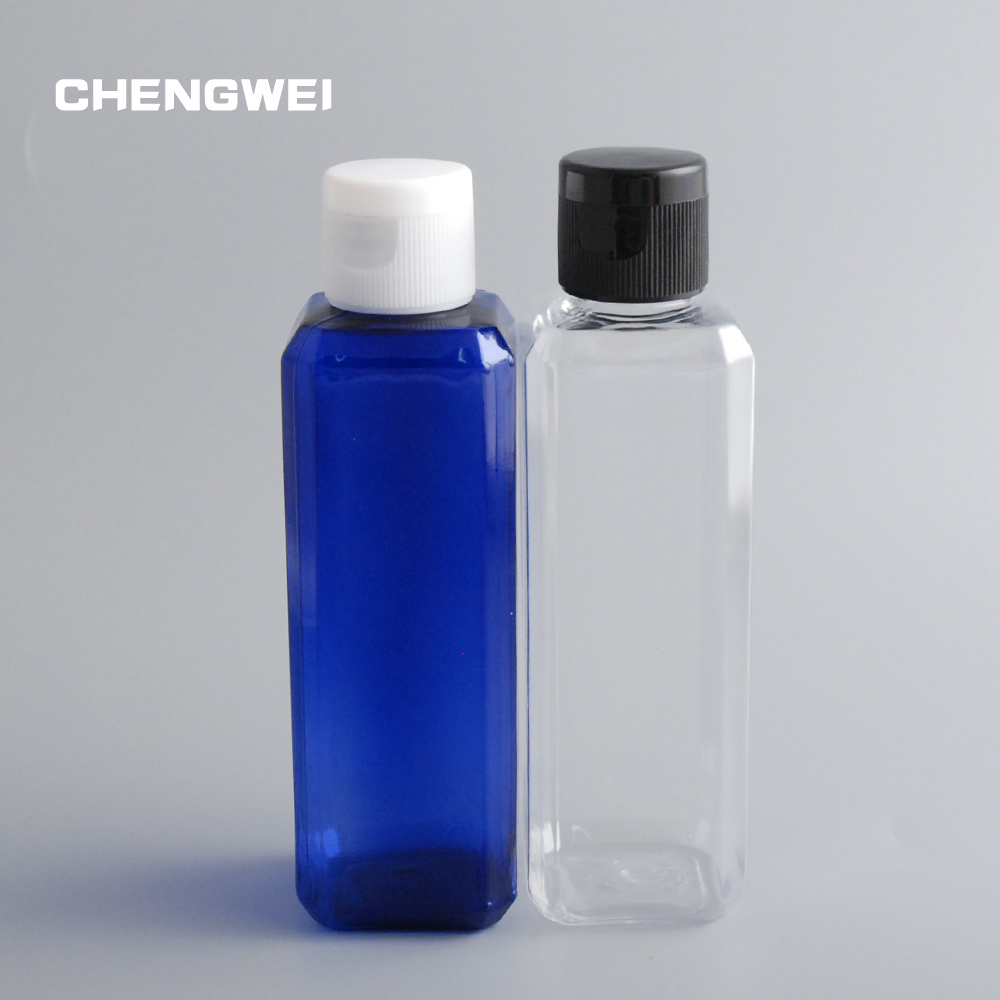 Chengwei Shampoo Travel Pet Plastic Bottles Essential Oil