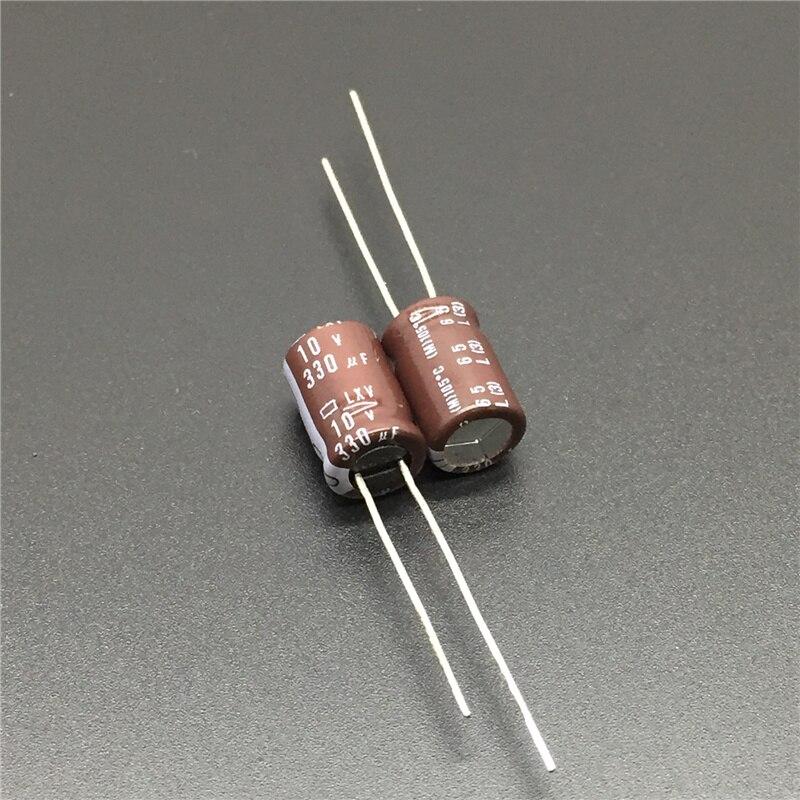 1000UF 10V RADIAL ELECTROLYTIC CAPACITORS.10X16MM.FC 10V1000UF LOW ESR 10PCS