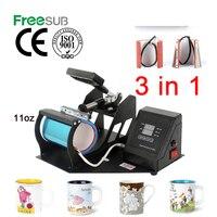 Double Display Mug Press Machine Sublimation Printer Cup Press Machine Heat Transfer 6oz 11oz 12oz Mugs Printing|Printers|   -