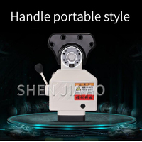 Fully Automatic Universal Handle Knife Feeder Milling Machine Processing Accessories Milling Machine Milling Knife Milling 110V