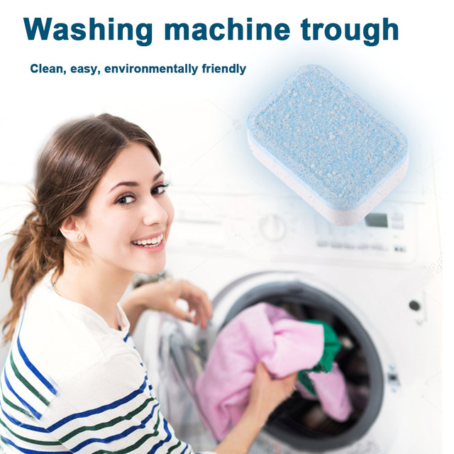 Aliexpress.com : Buy 1/5/10/50 Pcs Washer Cleaner Tablets ...